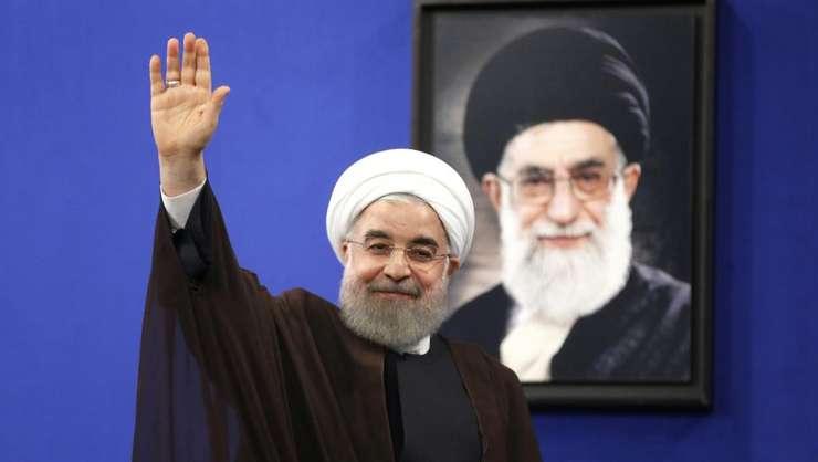 Presedintele iranian, Hassan Rohani a salutat înfrangerea organizatiei Stat Islamic în Siria si Irak