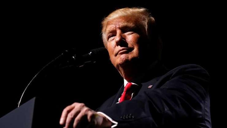 Presedintele Statelor Unite, Donald Trump la Atlanta, 28 aprilie 2017