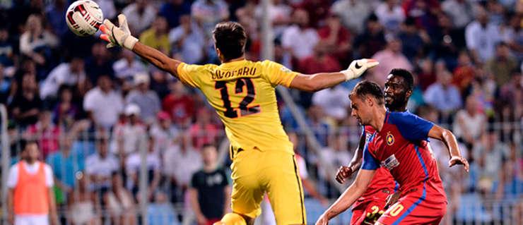 Steaua a pierdut Supercupa României la fotbal (Foto: www.steauafc.com)
