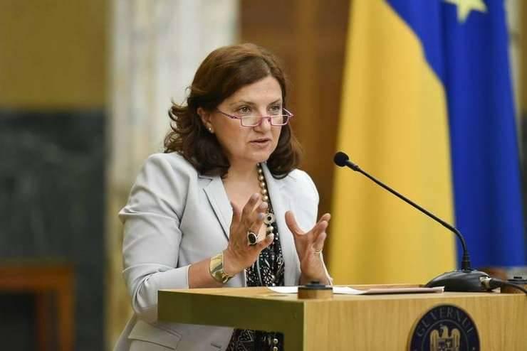 Raluca Prună critică Parlamentul, în contextul eliminării pensiilor speciale (Sursa foto: Facebook/Raluca Prună)