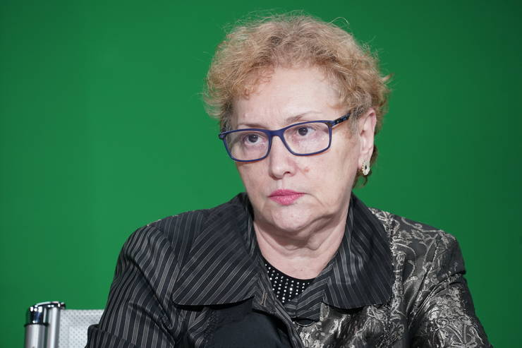 Renate Weber, pe punctul de a fi revocată din funcția de Avocat al Poporului (Sursa: MEDIAFAX FOTO/Marian Ilie)