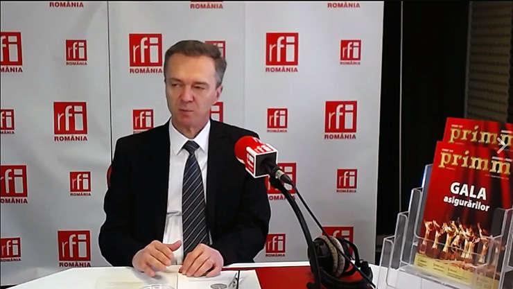 Radu CRĂCIUN - CEO, BCR Pensii