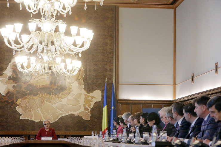 PSD va propune doi noi miniştri în Guvernul Dăncilă (Sursa foto: gov.ro)