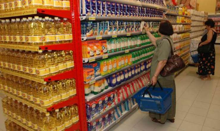 Legea care obliga supermarketurile sa vanda 51% produse romanesti a fost promulgata