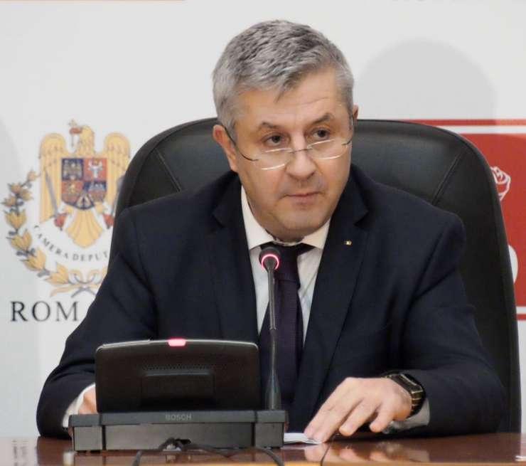 Deputatul PSD Florin Iordache îl critică pe preşedintele Klaus Iohannis (Sursa foto: site PSD)