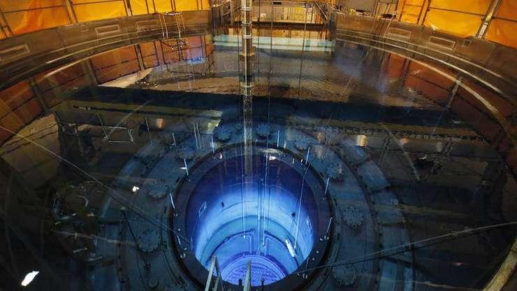 ilustratie reactor