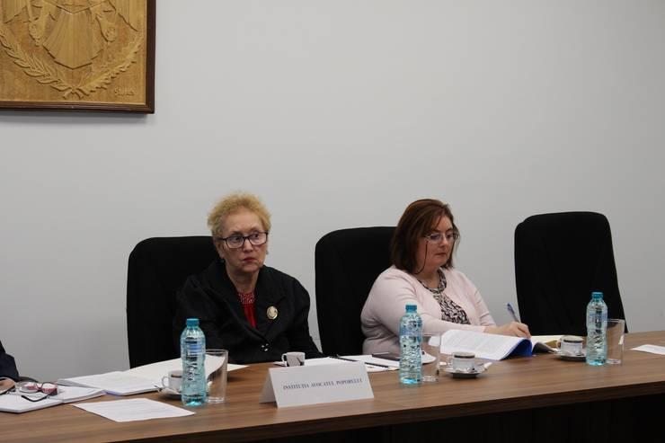Renate Weber va analiza OUG privind alegerile parlamentare (Sursa foto: Facebook/Avocatul Poporului)