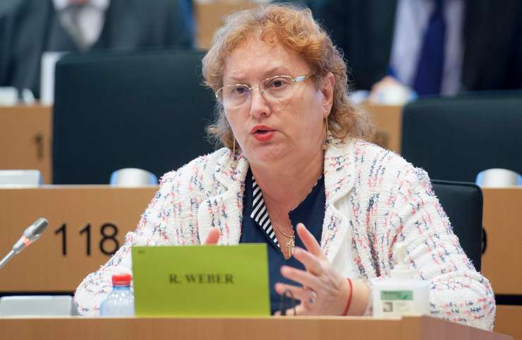 Europarlamentarul Renate Weber
