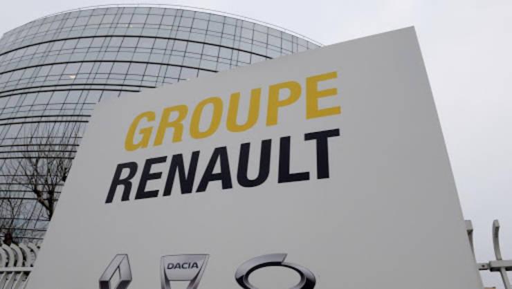 Sediul Renault de la Boulogne-Billancourt, periferia Parisului