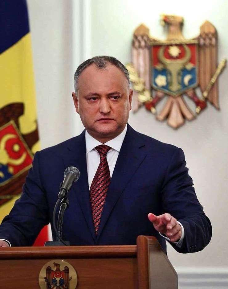 Igor Dodon, suspendat din nou de Curtea Constituţională (Sursa foto: presedinte.md)