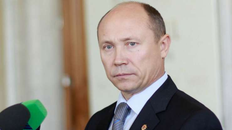 Liderul PLDM, Valeriu Streleţ