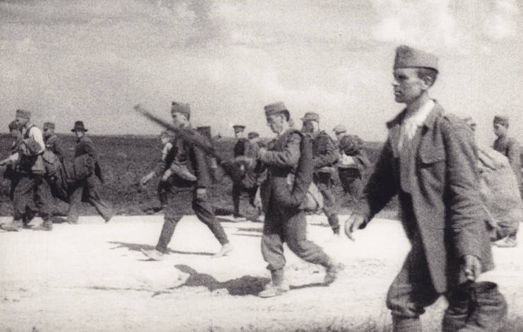 Retragerea armatei române din Basarabia iunie 1940