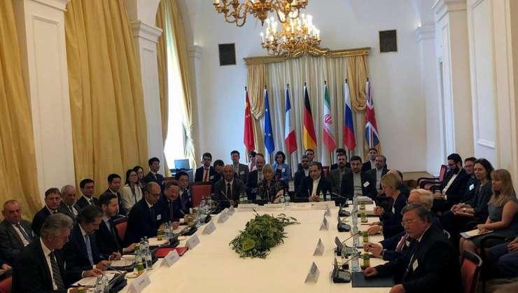 Reuniune de urgenta duminica 28 iulie la Viena pe tema programului nuclear iranian.