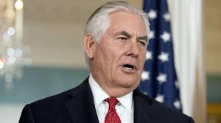 Seful diplomatiei americane Rex Tillerson, a fost demis de presedintele Trump