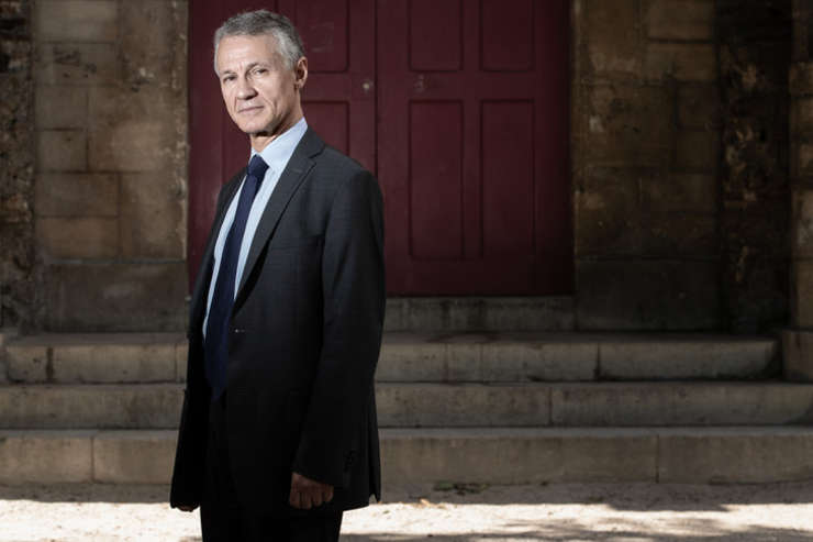Jean-François Ricard, primul patron al parchetului national antiterorist din Franta
