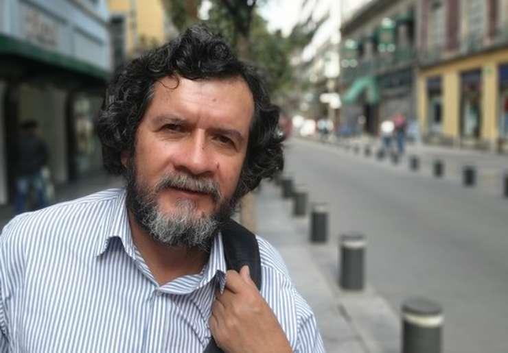 Rodolfo Herrera Saldaña, născut în Mexic, în 1953, iubește România.