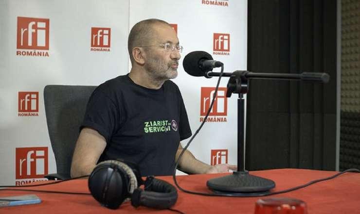 Mircea Toma: Misiunea ziaristului a fost substituită de agenda angajatorilor (Foto: arhivă RFI)