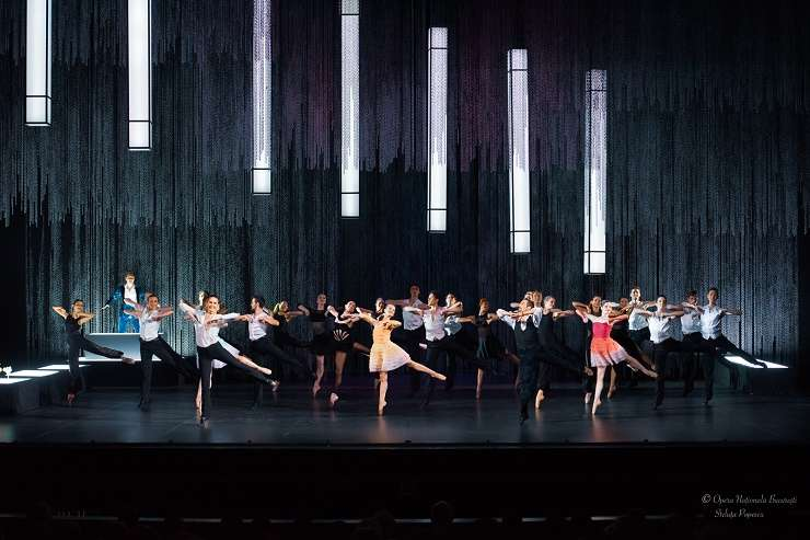 Spectacol de balet - Romeo și Julieta, ONB 2018