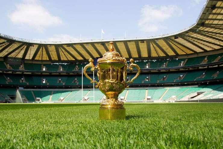 Cupa Mondială pe Stadionul Twickenham din Londra