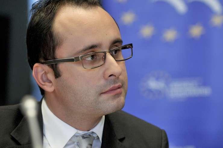Europarlamentarul Cristian Buşoi