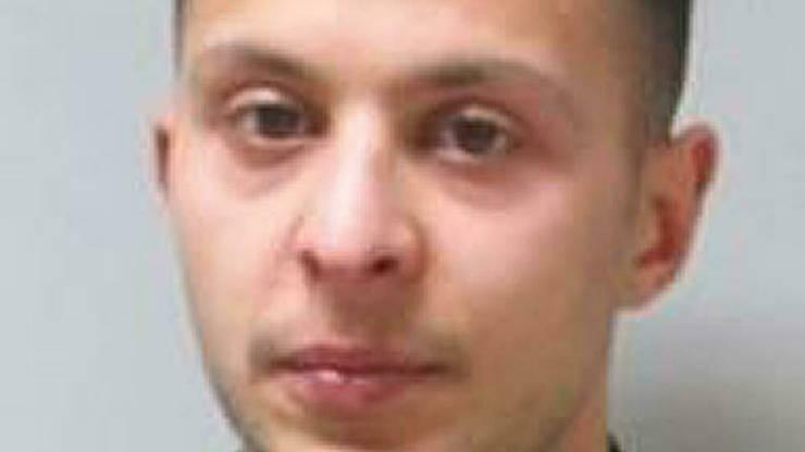 Salah Abdeslam într-o fotografie furnizata de politia belgiana.