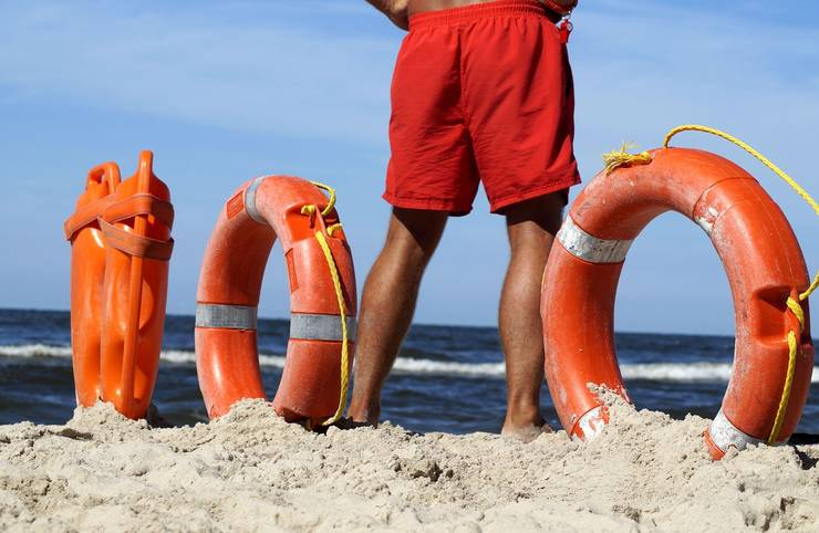 Sezon plin pentru salvamari, în vara acestui an (Sursa foto: pixabay)