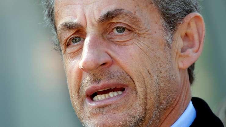 Fostul presedinte francez Nicolas Sarkozy, la Paris în martie 2019