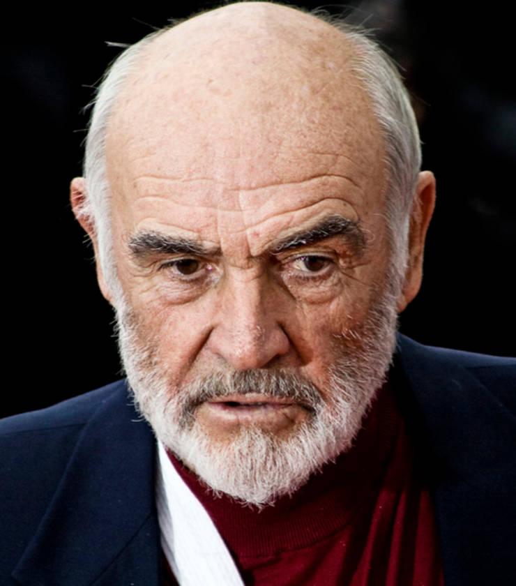 Sean Connery a fost cunoscut mai ales pentru portretizarea lui James Bond