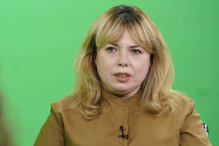 Anca Dragu îi acuză de hărțuire pe liberalii din echipa Cîțu (Sursa: MEDIAFAX FOTO/Marian Ilie)