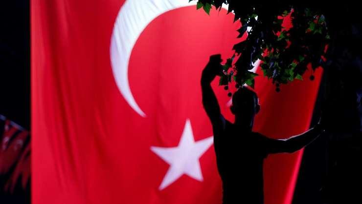 Partizan al preşedintelui Erdogan (Foto: Reuters/Ammar Awad)