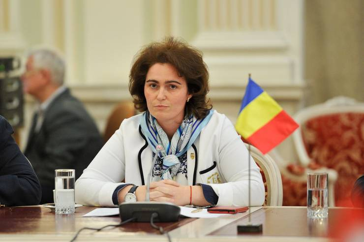 Iuliana Scântei, optimistă că Secția Specială va fi desființată până la vară (Sursa foto: Facebook/Iuliana Scântei-arhivă)