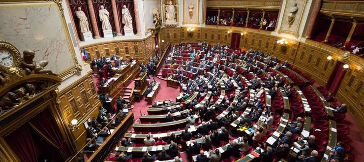 Senatul francez