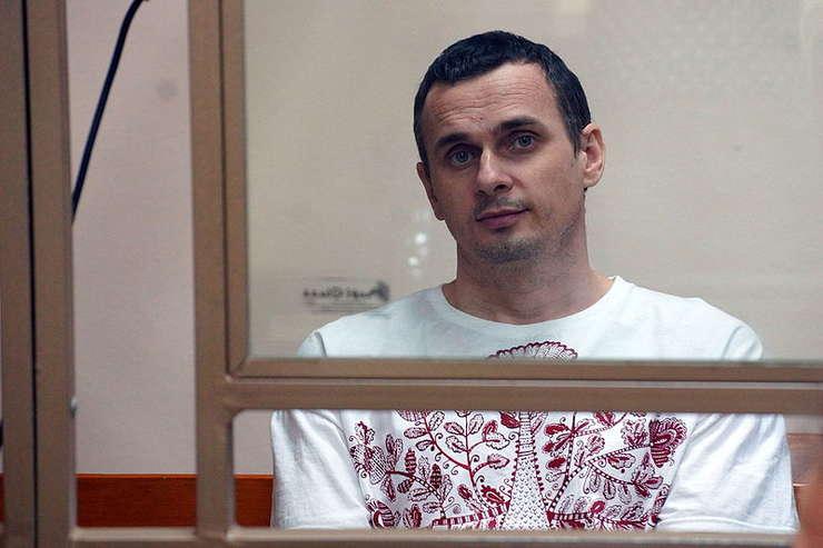 Senţov execută o pedeapsă de 20 de ani într-o închisoare din nordul Rusiei