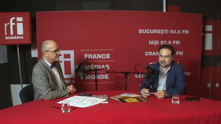 Sergiu COSTACHE şi Adrian CODIRLAȘU