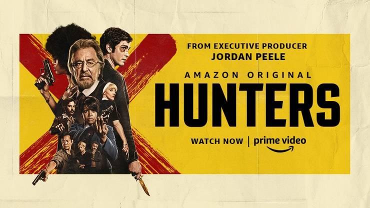 Serialul Hunters, criticat pentru caricaturizarea Holocaustului (Sursa foto: Facebook/Hunters)
