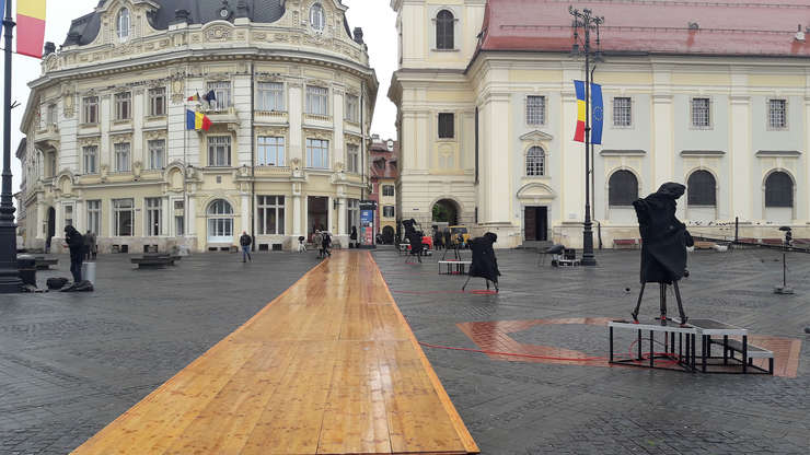 Liderii europeni au semnat declaratia de la Sibiu-