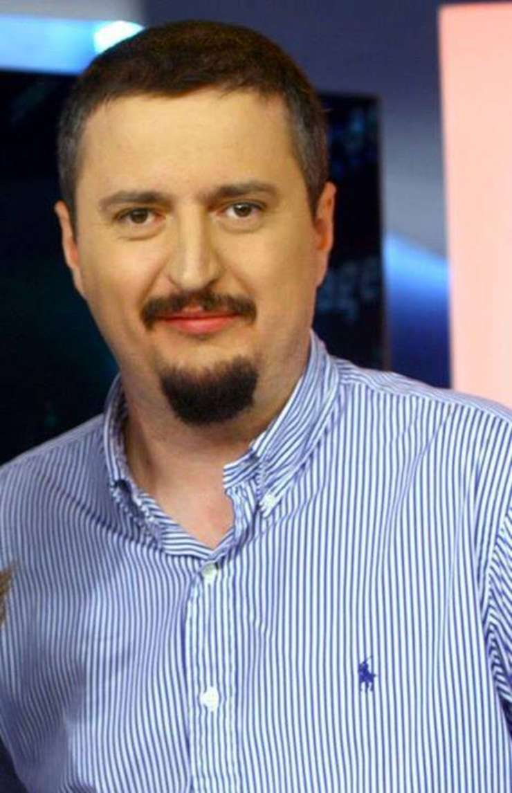 Silviu Sergiu, jurnalist Evenimentul Zilei