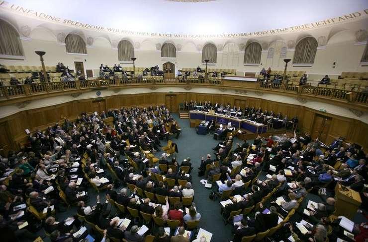 Sinodul Bisericii Angliei