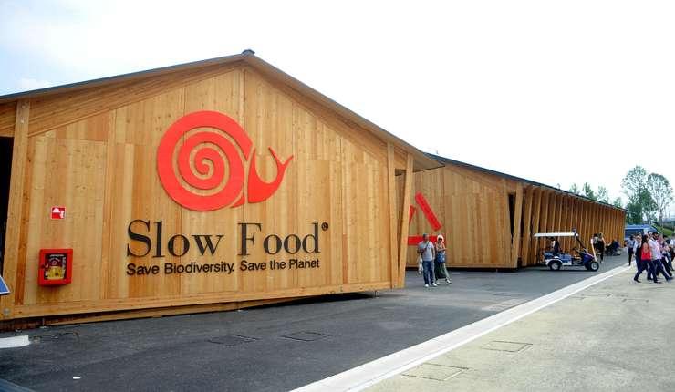 Pavilionul Slow Food la Expo 2015