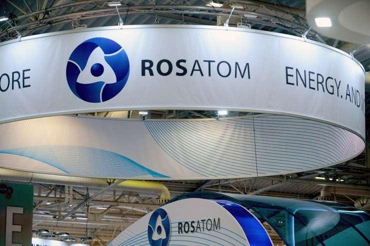 Societatea de stat Rosatom se ocupa de toate societatile din sectorul nuclear rus.
