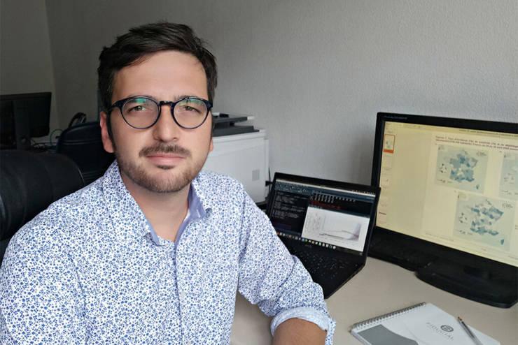 Mircea Sofonea, epidemiolog la universitatea din Montpellier (sudul Frantei).