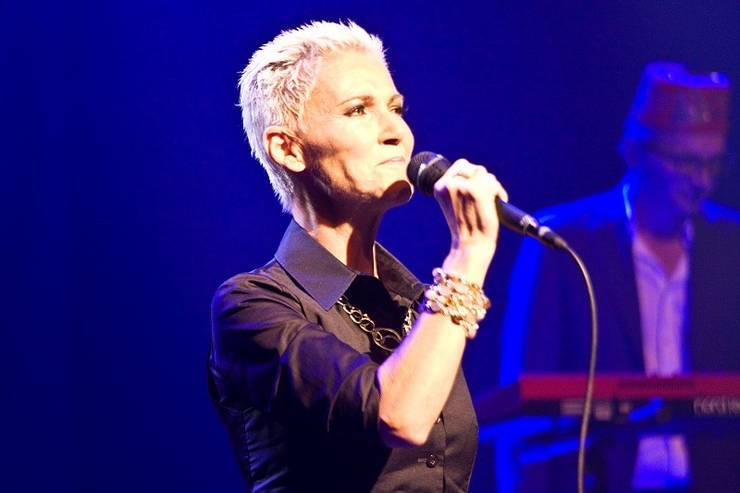 Marie Fredriksson, solista trupei Roxette (Sursa foto: roxette.se)