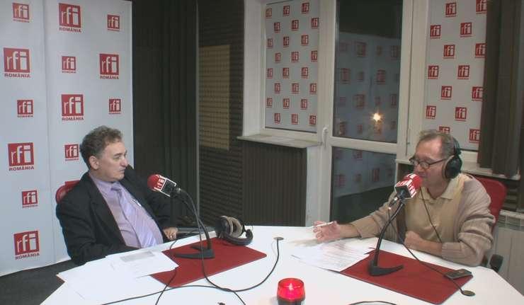 Sorin Dinu și Constantin Rudnitchi