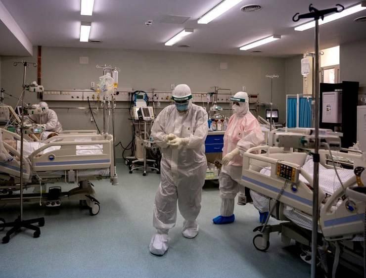 GCS: 244 cazuri noi și 2 decese. Crește numărul pacienților de la ATI