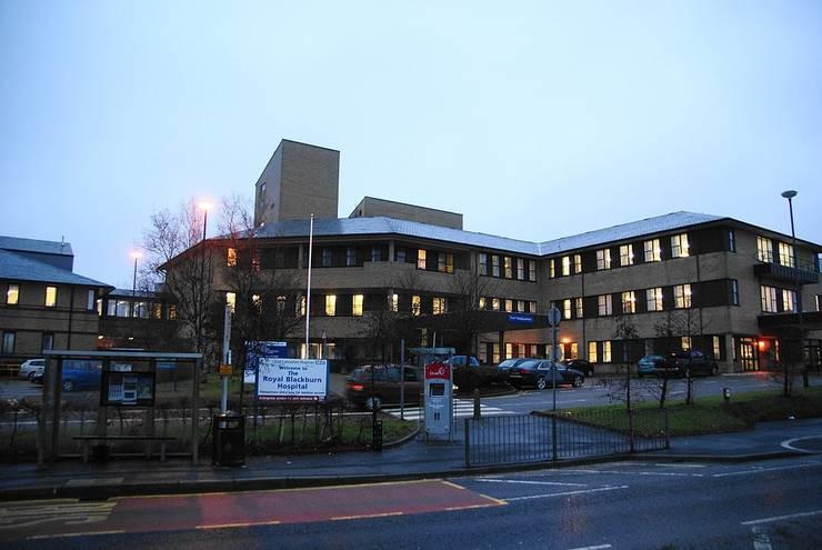 Spitalul din Blackburn