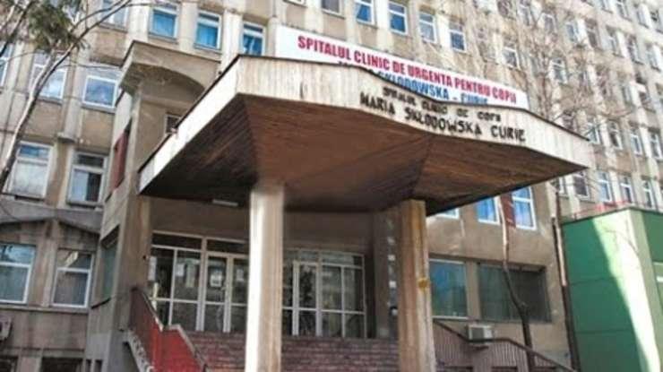 Politia a mers la Spitalul Marie Curie pentru a cere actele bebelusilor adusi din Arges