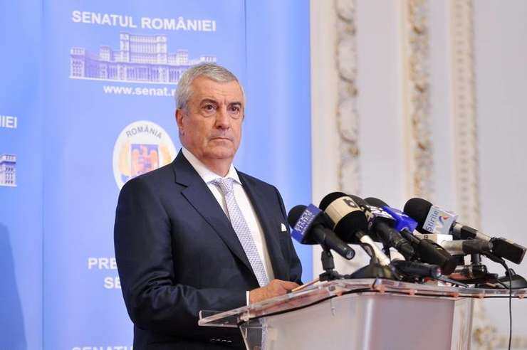 Posibilă urmărire penală a şefului Senatului (Sursa foto: Facebook/Călin Popescu Tăriceanu)