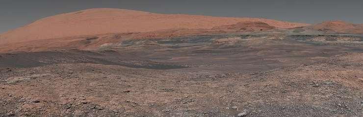 Planeta Marte nu poate fi teraformată cu tehnologia actuală (Sursa foto: site NASA)