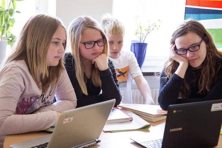 Suedia își dorește un an școlar cu puține restricții