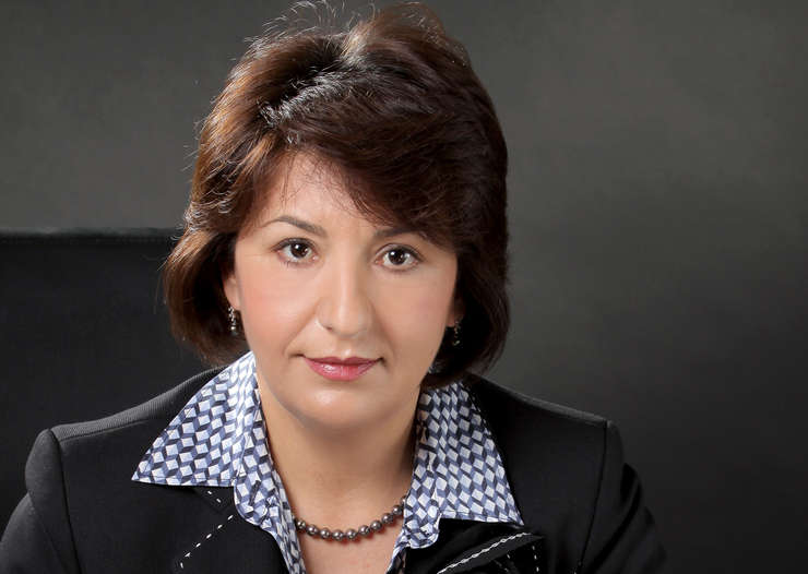 Vicepreşedintele PNL, Sulfina Barbu